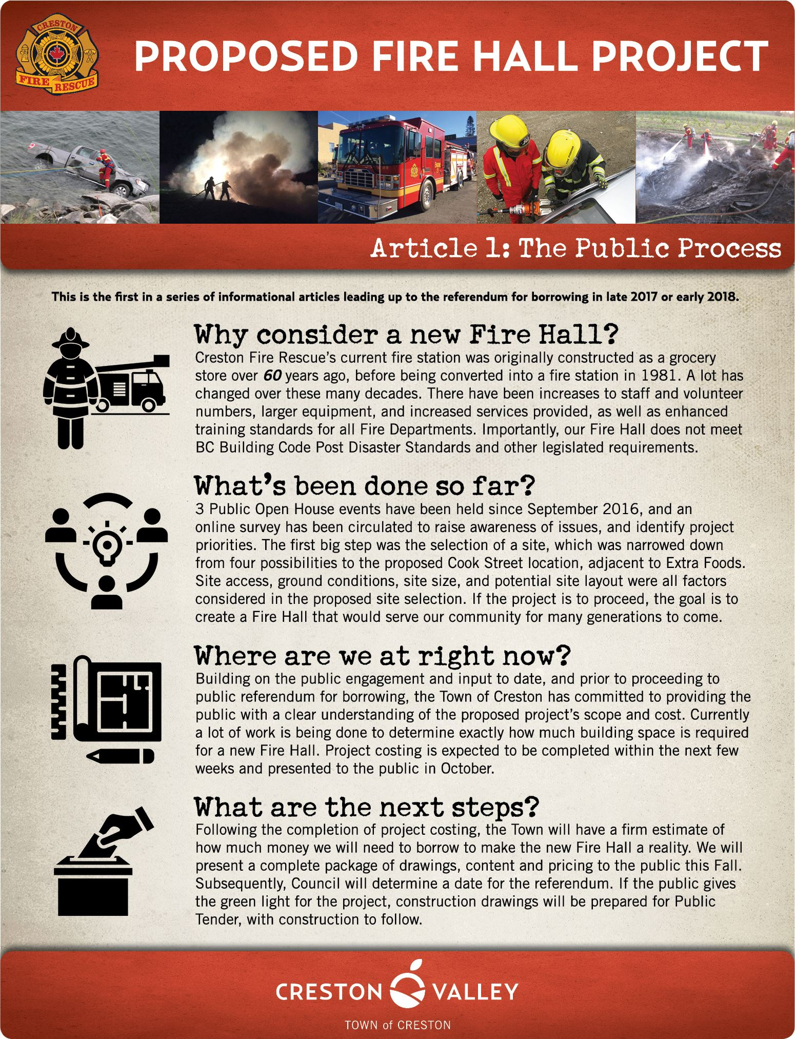 Fire Hall Week 1 Fullpage Advance Ad - outlines