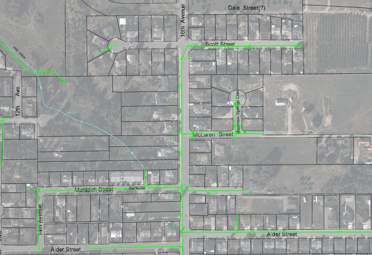 May14_ Storm Main Replacement 607 16th Ave N map