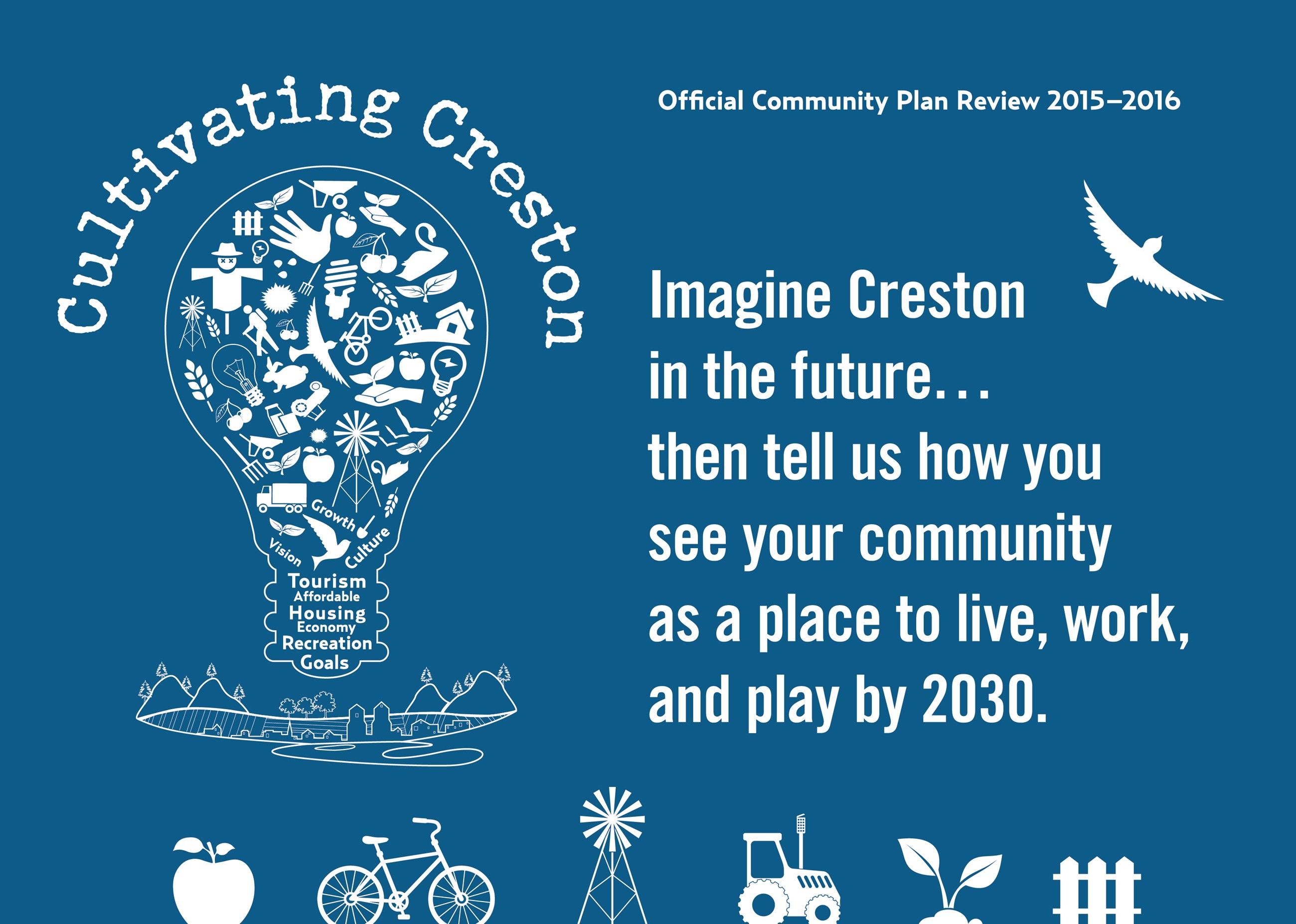 Cultivating Creston-Poster